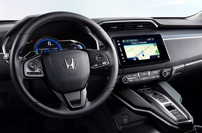 Honda George, Honda Electrified! Clarity Plug-in Hybrid and Clarity Electric Unveiled at 2017 New York International Auto Show, news.